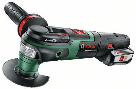 Bosch AdvancedMulti 18 akkus multifunkcionális gép (0603104021)