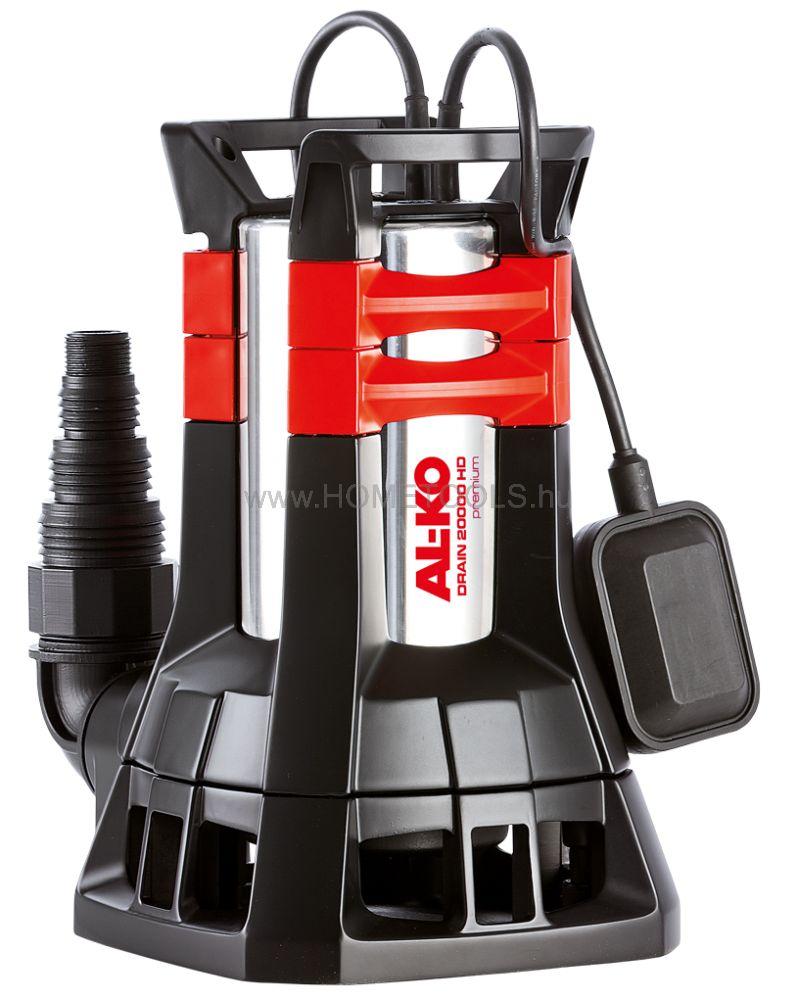 AL-KO Drain 20000 HD Szennyvíz szivattyú