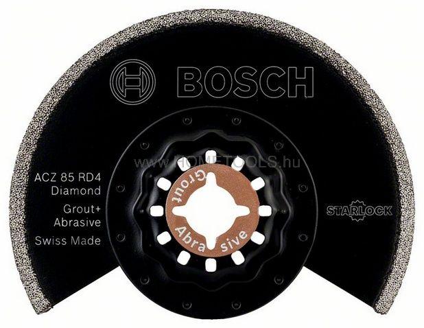 BOSCH ACZ 85 RD gyémánt RIFF szegmens fűrészlap