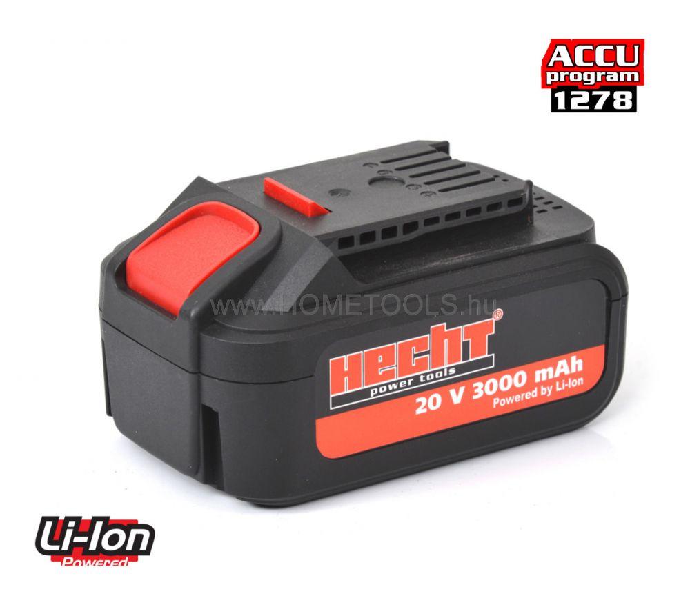 HECHT 001278B - Akkumulátor