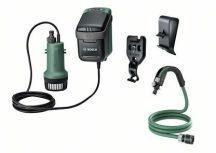 Bosch GardenPump 18 Akkus esővíz-szivattyú akku és töltő nélkül (06008C4201)