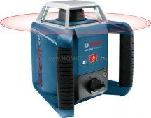 BOSCH GRL 400 H Professional forgólézer LR1 vevővel