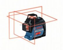 Bosch GLL 3-80 vonallézer szállítókofferben 0601063S00