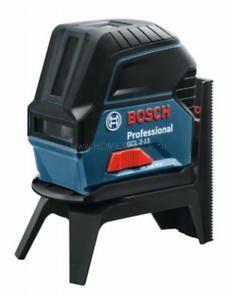 Bosch GCL 2-15 vonallézer + RM1 falitartó (0601066E00)