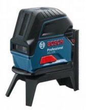 Bosch GCL 2-50 kombilézer szerszámtáskában + RM 1 Professional forgószerelvény (0601066F02)