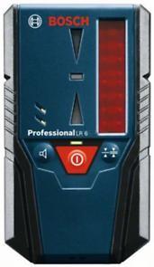 Bosch LR 6 vevő Bosch GLL 3-80 piros vonalú lézerhez (0601069H00)