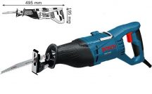 BOSCH GSA 1100 E szablyafűrész kölcsönzés