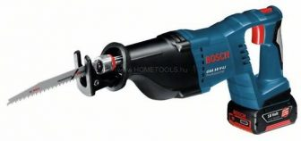 Bosch GSA 18 V-LI akkus szablyafűrész akku és töltő nélkül (060164J000)