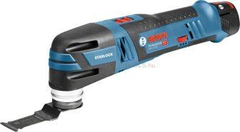 BOSCH GOP 12V-28 akkus Multi-Cutter vágószerszám akkuk és töltő nélkül