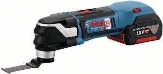Bosch GOP 18V-28 Akkus Multi-Cutter vágószerszám akku és töltő nélkül kartonban