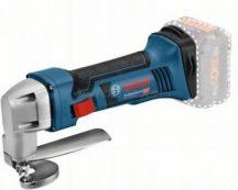 Bosch Akkus lemezvágó olló GSC 18V-16 akku és töltő nélkül (0601926200)