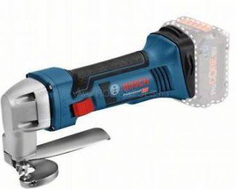 Bosch GSC 18V-16 akkus lemezvágó olló - akku és töltő nélkül (0601926200)