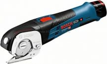 Bosch GUS 12V-300 akkus lemezvágó akkus és töltő nélkül (06019B2901)