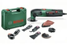 Bosch PMF 220 CE Set multifunkcionális szerszám kofferban (0603102021)