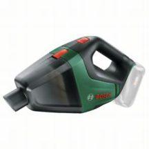 Bosch UniversalVac 18 Akkus kézi porszívó akku és töltő nélkül (06033B9102)