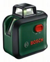 Bosch AdvancedLevel 360 Keresztvonalas szintezőlézer (0603663B03)