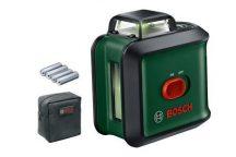 Bosch UniversalLevel 360 Keresztvonalas szintezőlézer (0603663E00)