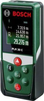 BOSCH PLR 30 C lézeres távolságmérő (0603672120)