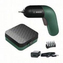 Bosch IXO 6 Green Color Edition Lítium-ion akkus csavarhúzó (06039C7020) - RAKTÁRON
