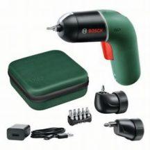 Bosch IXO 6 készlet – sarokadapterrel és excenteradapterrel (06039C7122)