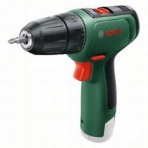 Bosch EasyDrill 1200 Akkus fúrógép - akku és töltő nélkül (06039D3005)