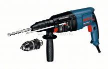 BOSCH GBH 2-26 DFR fúrókalapács SDS-Plus kofferban + 13mm-es gyorstokmány
