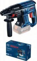 Bosch GBH 180-LI Akkus fúrókalapács SDS plus - szénkefe nélküli - akku és töltő nélkül (0611911120)