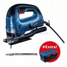 Bosch GST 90 BE szúrófűrész+ Toolbox PRO (0615990L2F)