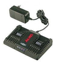 AL-KO EasyFlex Li 20V / 2 A dupla töltőkészülék (113561)