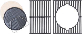 Al-KO Cserélhető sütő rendszer (pizzakő, sütőlap betét) Masport S/S4, MB 4000 és Maestro gázgrillekhez