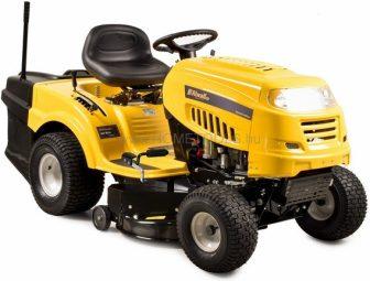 Riwall PRO RLT 92 H kerti fűnyíró traktor Ingyenes beüzemeléssel-összeszereléssel és szállítással országosan