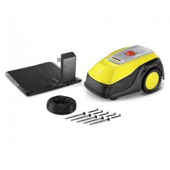 Karcher RLM 4 robotfűnyíró esőérzékelővel - akár telepítéssel is rendelheti (1.445-000.0)