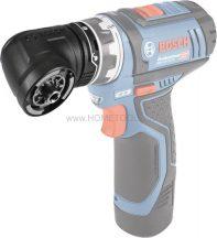 Bosch FlexiClick adapter GFA 12-W (derékszög) Bosch GSR 12V-15 FC akkus fúrócsavarozóhoz (1600A00F5K)
