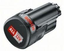 Bosch PBA 12 V 2,5 Ah O-B akkumulátor
