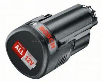 Bosch PBA 12 V 2,5 Ah O-B akkumulátor - RAKTÁRON