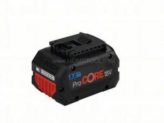 Bosch ProCORE 18V 8.0Ah nagy teljesítményű akku (1600A016GK)