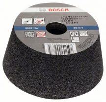 BOSCH Fazékkorong, kúpos - kőhöz/betonhoz 90mm