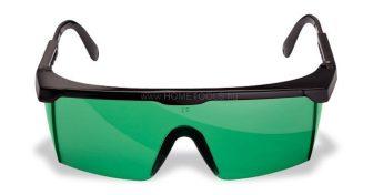 BOSCH Lézerszemüveg (zöld)