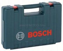 Bosch Műanyag koffer GWS sarokcsiszolókhoz