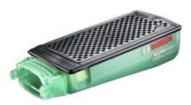 BOSCH PBS 75A és PBS 75AE szalagcsiszolóhoz Microfilteres porgyűjtő