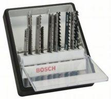 Bosch 10 részes Robust Line szúrófűrészlap készlet, Wood Expert T-szár (2607010540)