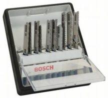 Bosch 10 részes Robust Line szúrófűrészlap készlet, Metal Expert T-szár (2607010541)