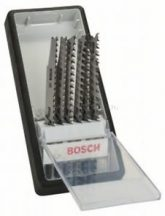 Bosch 6 részes Robust Line szúrófűrészlap készlet, Wood Expert T-szár (2607010572)