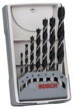 Bosch X-PRO FAFÚRÓ SZETT 7 DB Ø 3-4-5-6-7-8-10 (2607017034)