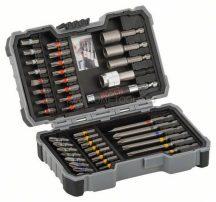 BOSCH 43-darabos csavarbit készlet (ipari minőség)