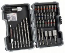 Bosch 35 részes fémfúró- és csavarbitkészlet (2607017328)