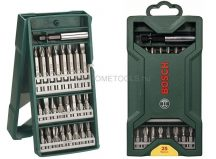 BOSCH 25 részes Mini X-Line csavarozófej-készlet (2607019676)