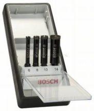Bosch 4 részes Robust Line nedves gyémántfúró készlet (2607019880)