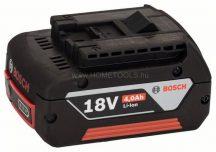 BOSCH GBA 18V 4,0Ah M-C betolható akkuegység