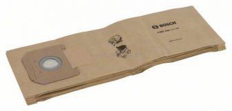 BOSCH Papír-szűrőtasak 5db/csomag - GAS 35 (2607432035)